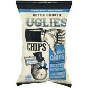Uglies Sea Salt Kettle Potato Chips