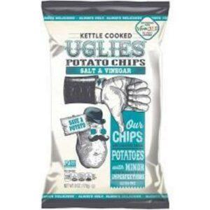 Uglies Salt & Vinegar Kettle Potato Chips