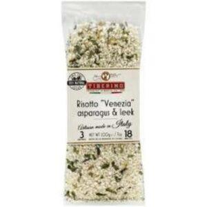 Tiberino Pasta • Risotto Carnaroli Asparagus