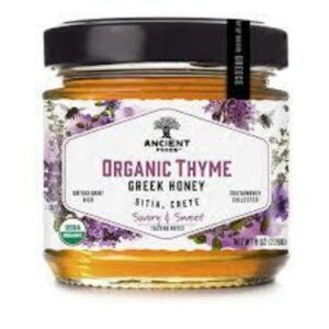Ancient Foods Savory Sweet Greek Honey