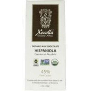 Xocolla Arriba Organic Chocolate Candy Bar