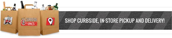 Curbside, In-store Pickup or Delivery Selection