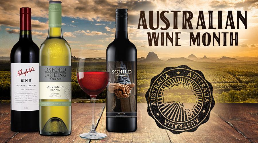 Australian Wines - Spec's Wines, Spirits & Finer Foods