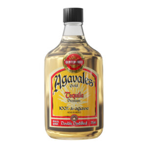 Agavales Tequila • Gold