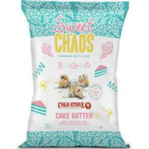 Sweet Chaos Cake Batter Kettle Corn