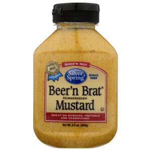 Silver Springs Beer Brat Mustard