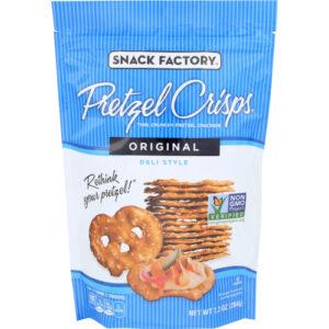Snack Factory Pretzel Crisp Original