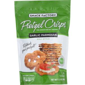 Snack Factory Garlic Pretzel Crisps