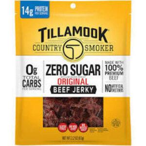 Tillamook Original Zero Sugar Jerky