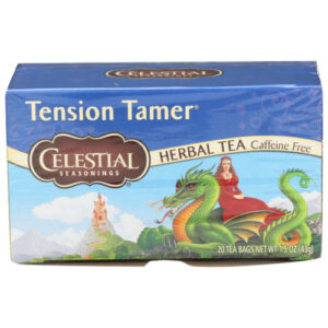 Celestial Seasonings Tension Tamer Herbal Tea Bags