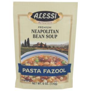 Alessi Traditional Pasta Fazool Soup