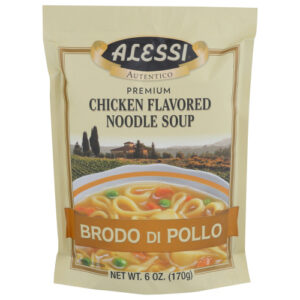 Alessi Sicilian Chicken Noodle Soup