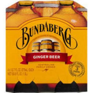 Bundabery Ginger Beer Soda