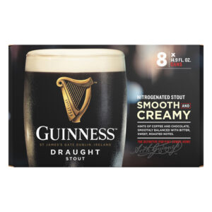 Guinness Draught • 8pk Can