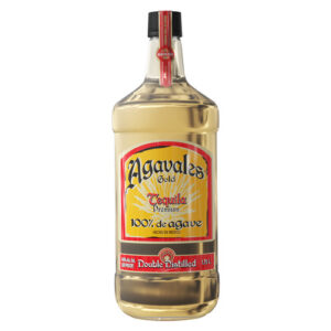 Agavales Gold Tequila