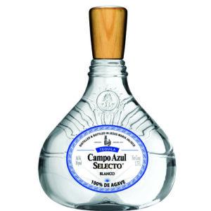 Campo Azul Blanco Tequila
