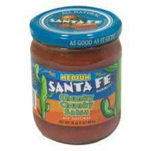 Santa Fe Chunky Salsa Medium