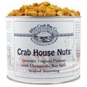 Blue Crab Bay Virginia Peanuts With Chesapeake Bay Style