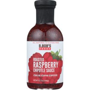 Bronco Bob's Roasted Raspberry Chipolte Sauce