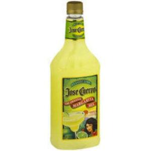 Cuervo Lime Margarita Mix