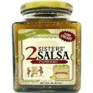 2 Sisters Verde Salsa