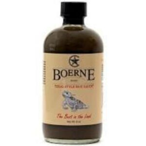 Boerne Texas Style Hot Sauce