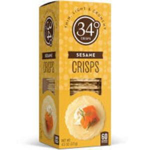34 Degrees Sesame Crispbread