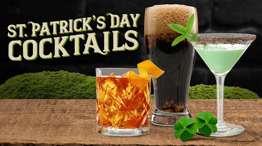 St. Patrick's Day Cocktails - Spec's Wines, Spirits & Finer Foods