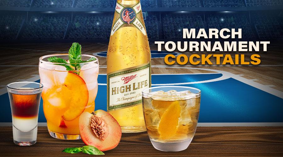 March Tournament Cocktails - Spec's Wines, Spirits & Finer Foods