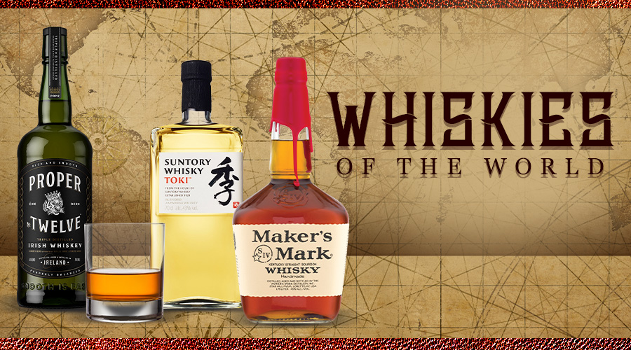 Whiskies Of The World - Spec's Wines, Spirits & Finer Foods