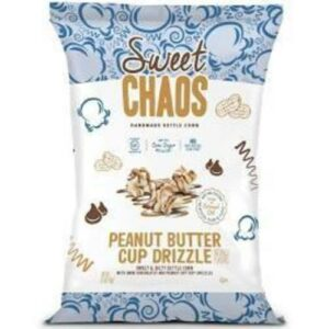 Sweet Chaos Sweet And Salty Peanut Butter Cup Drizzel Snack Mix