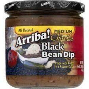 Arriba! Medium Chipotle Black Bean Dip