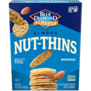 Blue Diamond Salted Almond Nut-thins Gluten Free