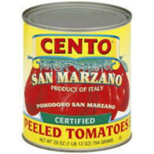 Cenot's San Marzano Certified Peeled Tomatoes