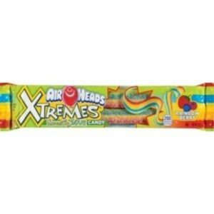 Air Heads Xtremes Rainbow Berry Sour Candy