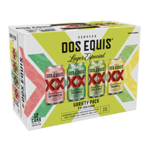 Dos Equis Lager Variety Pack • 12pk Can