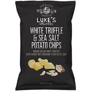 Urbani Luke's Organic White Truffle & Sea Salt Potato Chips