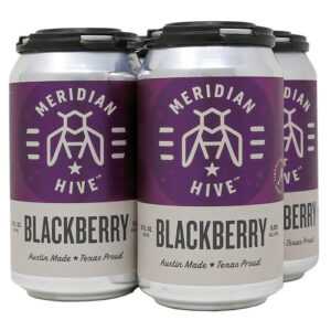 Meridian Hive Blackberry Mead • Cans
