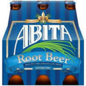 Abita Root Beer Of Louisiana Caffeine Free Cajun Brew Root Beer
