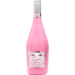 Sweet Bitch Moscato Rose Sparkling Pink Bottle Italy
