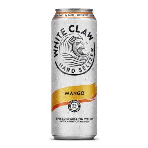 White Claw Mango Hard Seltzer • 19.2oz Cans