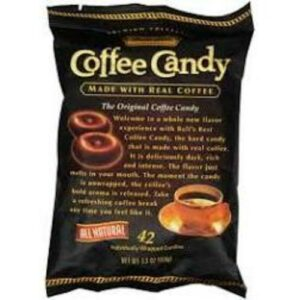 Bali's Best Coffee Candy Individually Wrapped