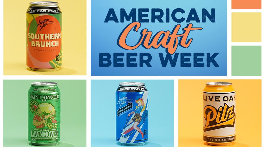 American Craft Beer Week - Spec's Wines, Spirits & Finer Foods