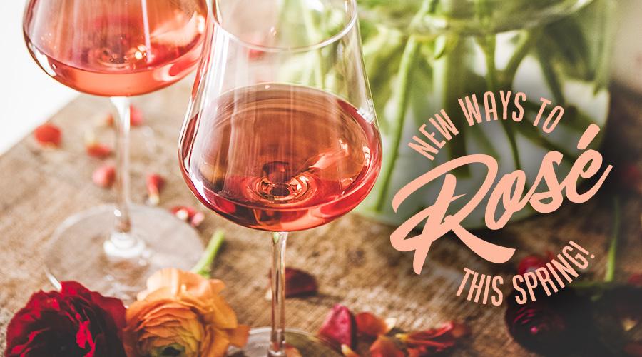 New Ways To Enjoy Rosés