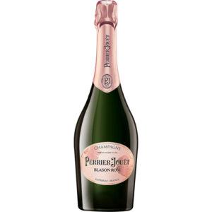 Perrier Jouet Blason Rose Champagne 6 / Case