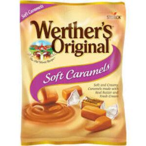 Werthers Soft Caramels Original Candies