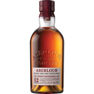 Aberlour 12 Year Old Double Cask Matured Highland Single Malt Scotch Whisky