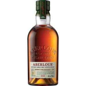 Aberlour 16 Year Old Double Cask Matured Single Malt Scotch Whiskey