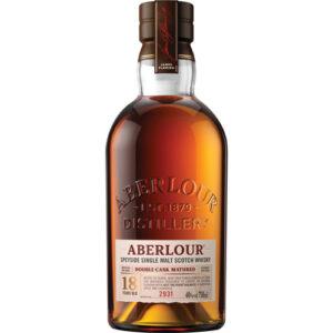 Aberlour 18 Year Old Highland Single Malt Scotch Whisky