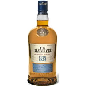 Glenlivet Founder's Reserve Single Malt Scotch Whisky